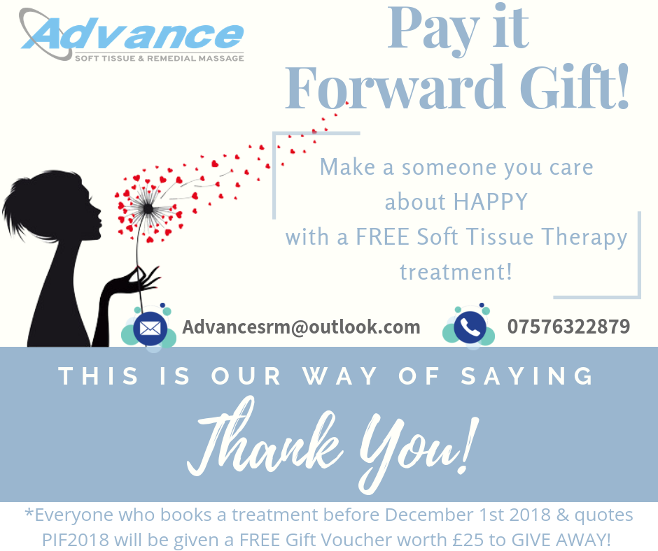 AdvanceSRM-Free-Soft-Tissue-Therapy-voucher-with-silhouette-of-lady-blowing-a-dandelion-with-hearts