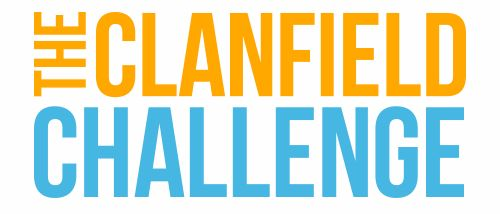 The Clanfield Challenge Logo