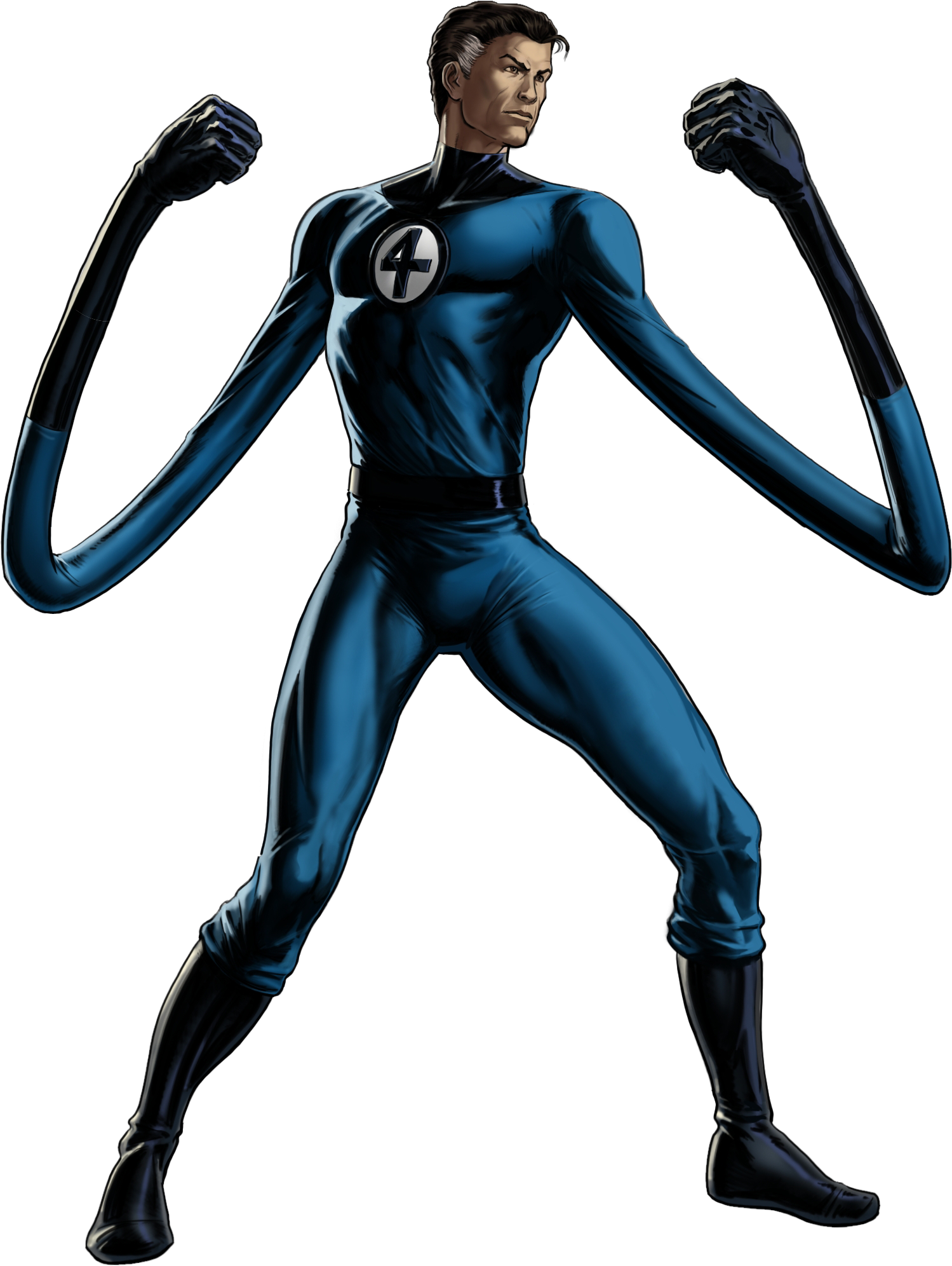 Image of Mr Fantastic Superhero