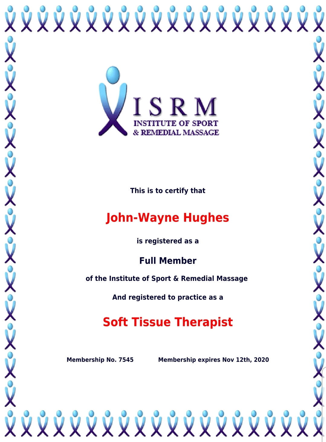 soft-tissue-therapist-registration-certificate